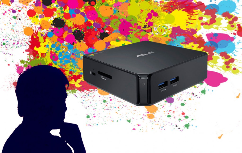 The Asus ChromeBox