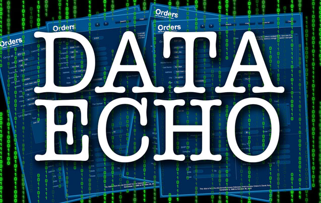 Data is an Echo of You