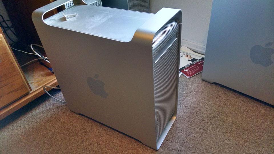 Apple Poer Mac G5